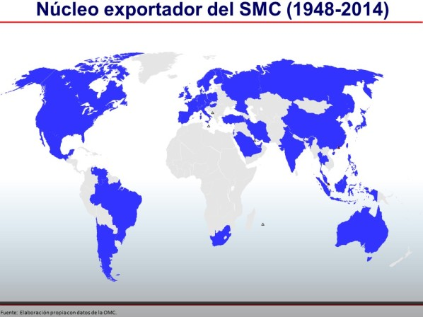 Nucleo del SMC